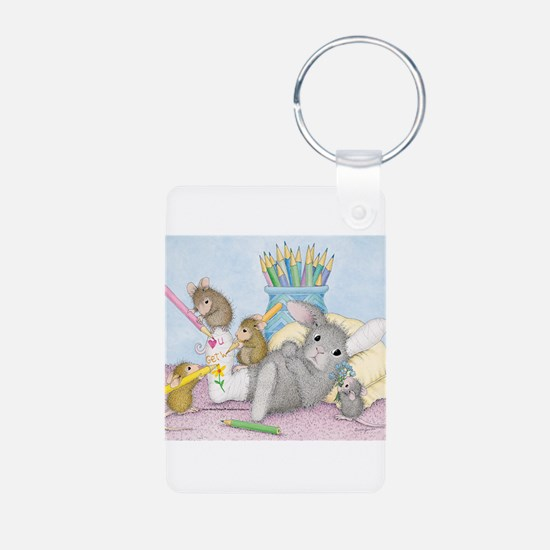 Cast of Characters Keychains