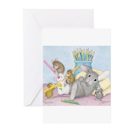 Cast of Characters Greeting Cards (Pk of 10)