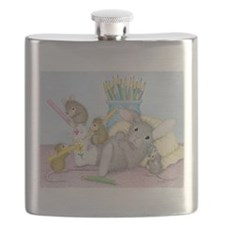 Cast of Characters Flask