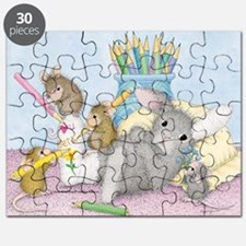 Cast of Characters Puzzle
