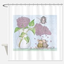 Fragrant Shower Shower Curtain