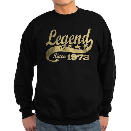 Legend Since 1973 Sweatshirt (dark)
