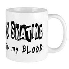 Speed Skating Designs Mug
