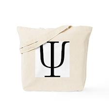 Greek 23rd Letter Psi Tote Bag