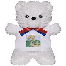Scuttle School Teddy Bear
