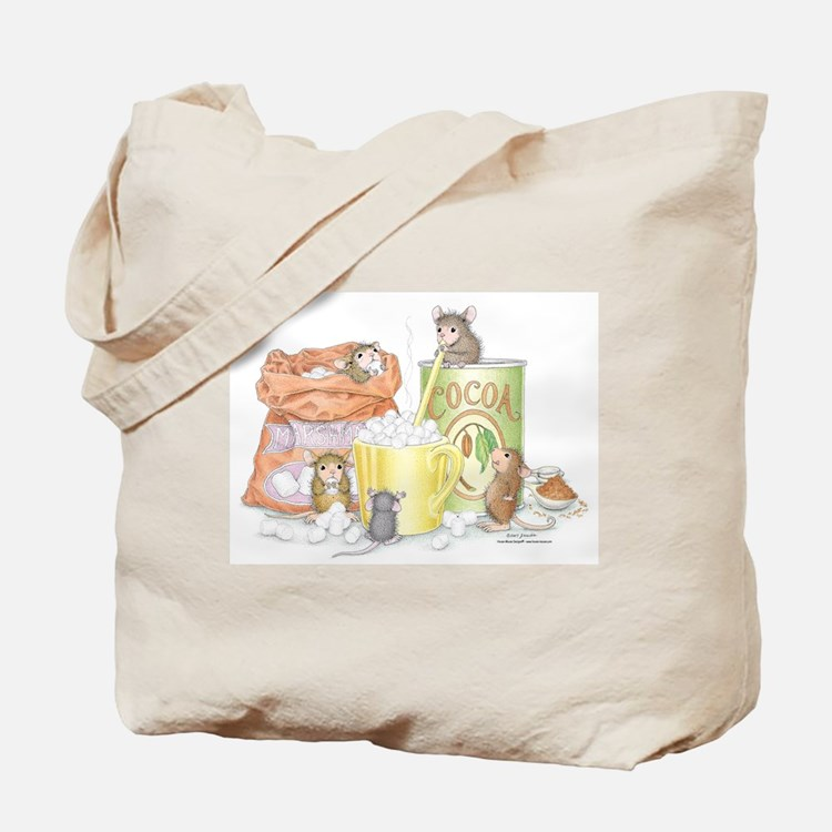 Hot Cocoa Social Tote Bag