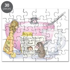A Nibble of Mudcake Puzzle