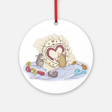 Love you. Ornament (Round)