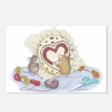 Love you. Postcards (Package of 8)