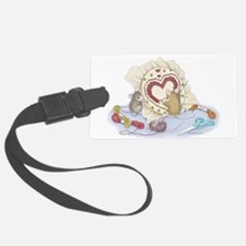 Love you. Luggage Tag