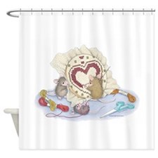 Love you. Shower Curtain