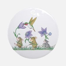 A Spring Tail Ornament (Round)