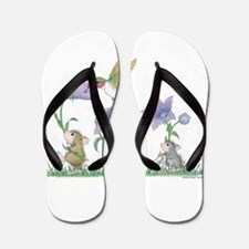 A Spring Tail Flip Flops