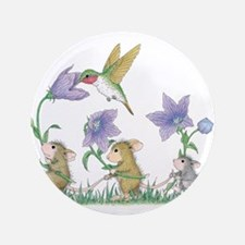 """A Spring Tail 3.5"""" Button"""