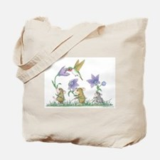 A Spring Tail Tote Bag