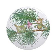Out on a Limb Ornament (Round)