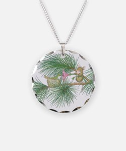 Out on a Limb Necklace