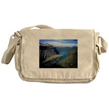 Trolltunga (Troll toungue) Messenger Bag