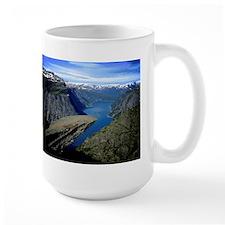 Trolltunga (Troll toungue) Mug