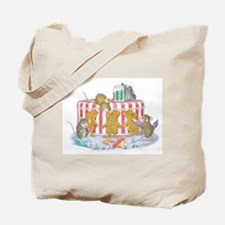 Ginger-Mouse Bakery Tote Bag