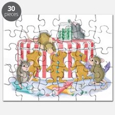 Ginger-Mouse Bakery Puzzle