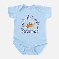 Irish Princess Breanna Infant Bodysuit