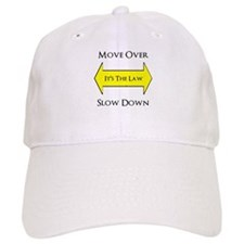 Move Over Saftey Baseball Cap