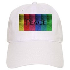 Peace Color Baseball Cap