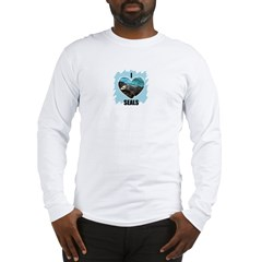 I LOVE SEALS Long Sleeve T-Shirt