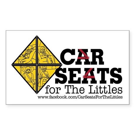 CSFTL Official Logo Sticker (Rectangle)