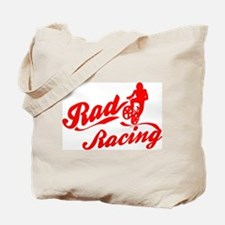 Rad Racing Tote Bag