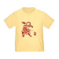Asian Dragon - Toddler Shirt