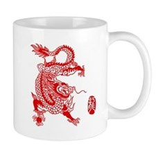 Asian Dragon - Mug