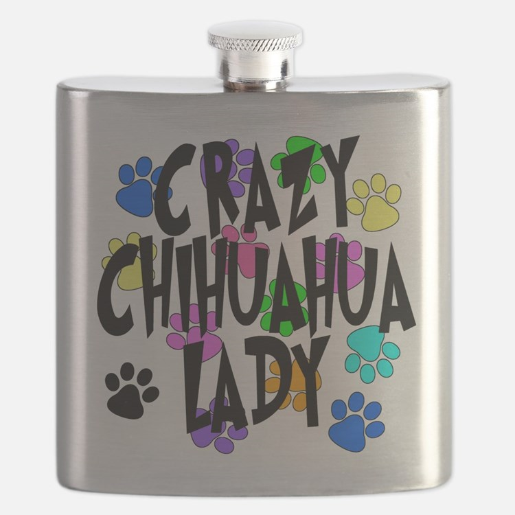 Crazy Corso Lady Flask