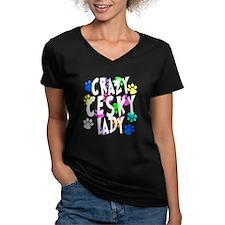 Crazy Cesky Lady Shirt