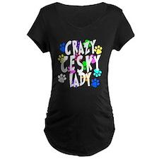 Crazy Cesky Lady T-Shirt