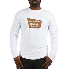 Apalachicola (Sign) National Long Sleeve T-Shirt