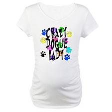 Crazy Dogue Lady Shirt