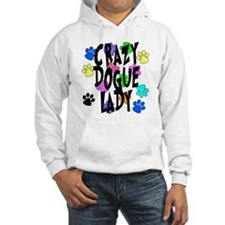 Crazy Dogue Lady Hoodie