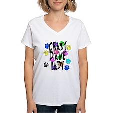 Crazy Dane Lady Shirt