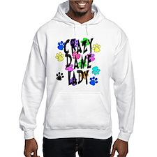 Crazy Dane Lady Hoodie Sweatshirt