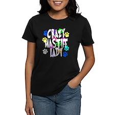 Crazy Mastiff Lady Tee