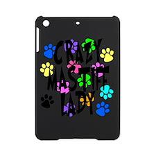 Crazy Mastiff Lady iPad Mini Case
