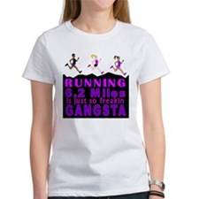 RUNNING IS SO GANGSTA 10K T-Shirt