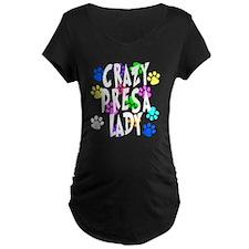 Crazy Presa Lady T-Shirt