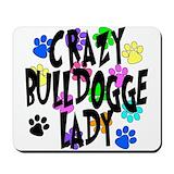Olde english bulldogge Classic Mousepad