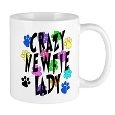 Crazy Newfie Lady Mug