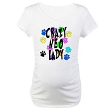 Crazy Neo Lady Shirt
