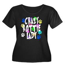 Crazy Rottie Lady T