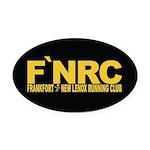 FNRC Magnet Oval Car Magnet